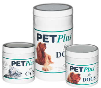 <i>Pet Plus</i><i>for Dogs and Cats</i>
